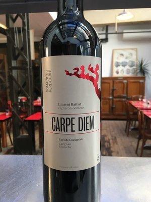 Carpe Diem 2015 - Dernières bouteilles