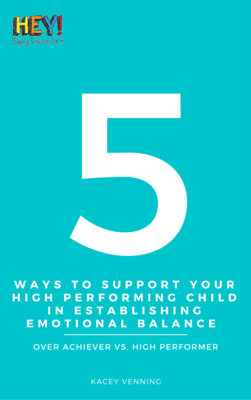 5 Ways to Support Your High Performing Child