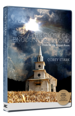 The Glory of Encountering God - Tools for the Prayer Room