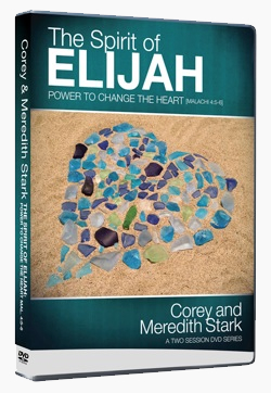 The Spirit of Elijah - Power to Change the Heart - Our Family Testimony of Restoration (DVD)