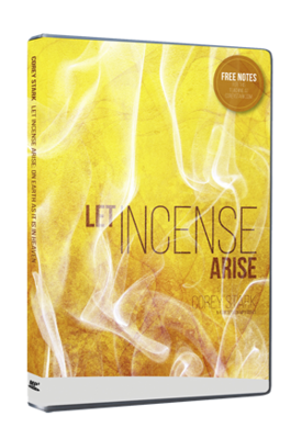 Let Incense Arise: On Earth as it is in Heaven
