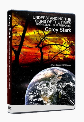 Understanding the Signs of the Times: God's Zeal - Our Response (A Two-Session MP3 CD Series)