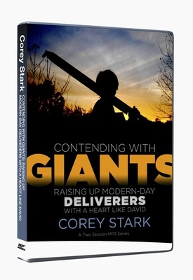 Contending with Giants - Raising up Modern Day Deliverers