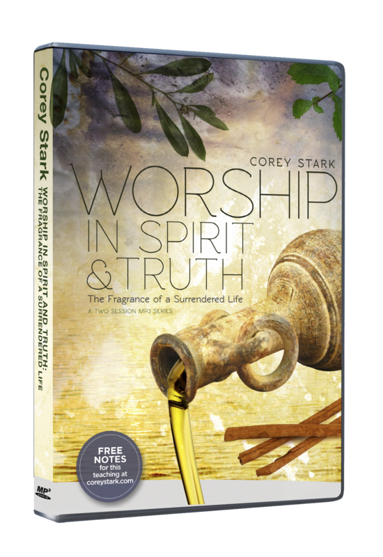 Worship in Spirit and Truth - Two Session MP3-CD Teaching Series