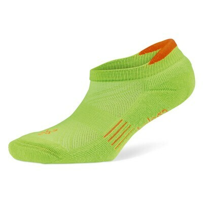 Kids Balega Hidden Cool Green/Neon Orange