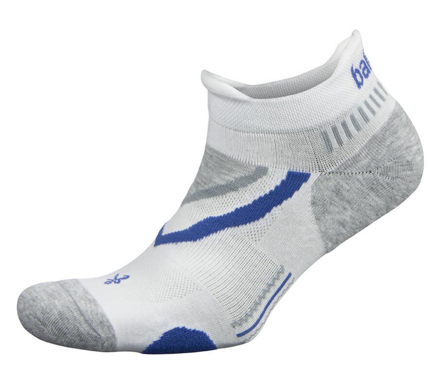 Balega UltraGlide White/Grey