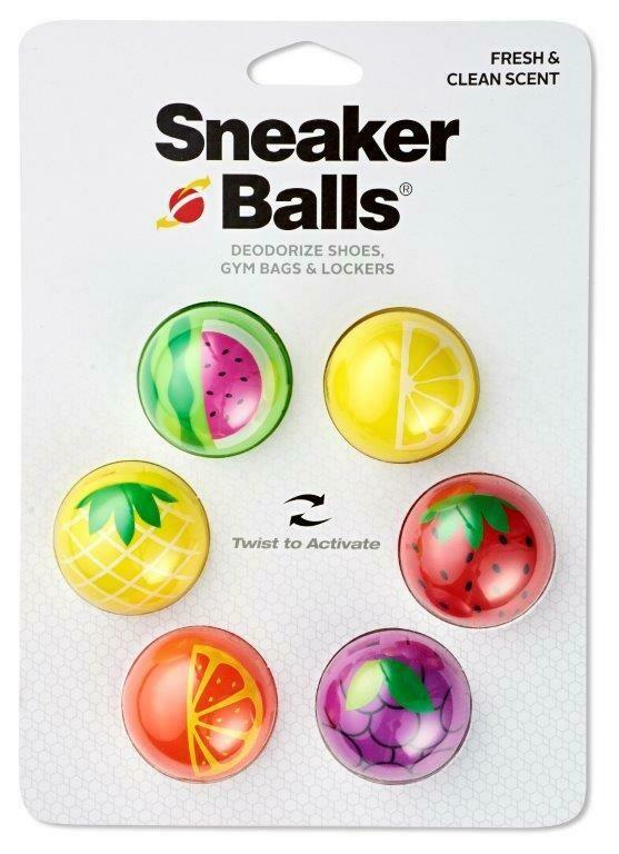 Sneakerballs: 6-pack: Fruitastic