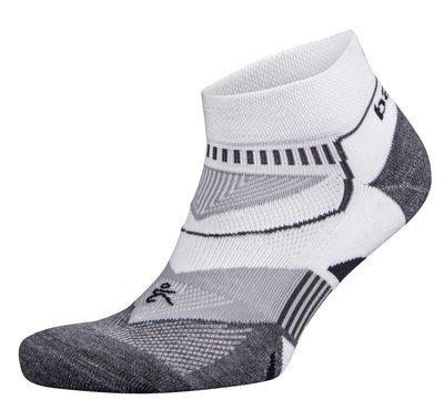 Enduro Low Cut Socks White/Grey/Heather