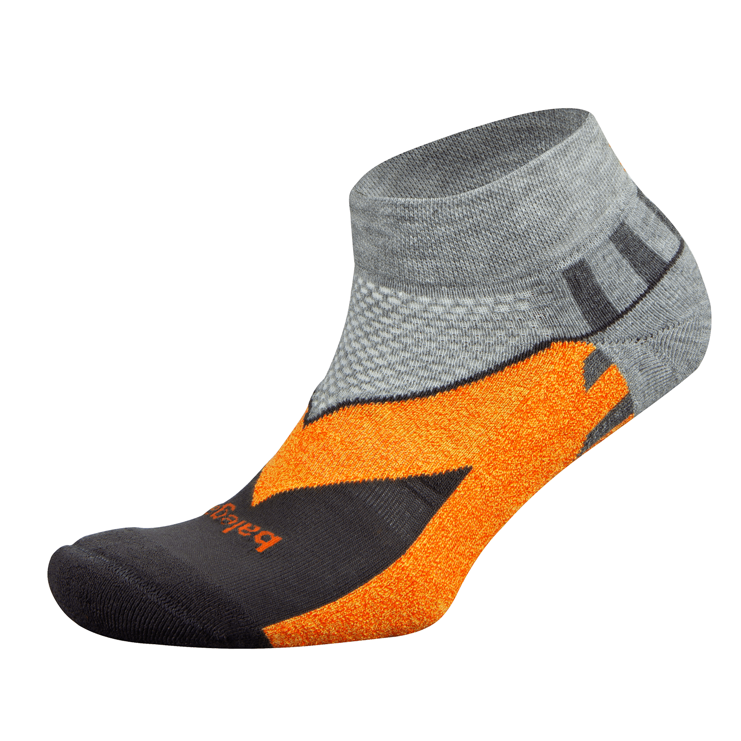 Enduro Low Cut in Carbon/Grey