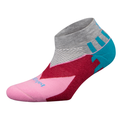 Enduro Low Cut in Pink/Grey