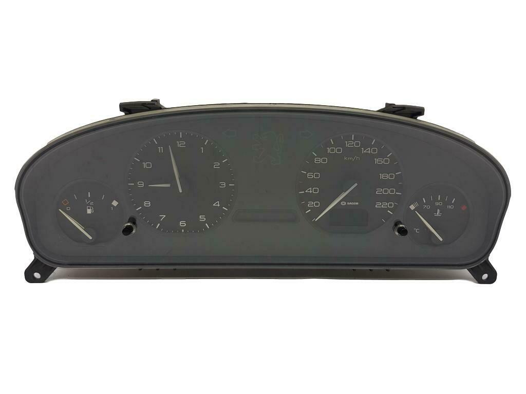 Peugeot Compteur 406 Echange standard toute référence