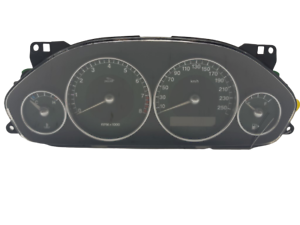 Jaguar Compteur Porte Instrument X-Type 1X4F-10849