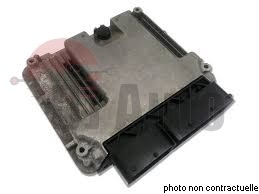 Citroën Calculateur moteur Bosch SID803A 5WS40615C-T 9665100380 9661642180