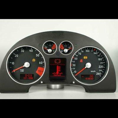 Audi Compteur TT Réparation LCD et Micro moteur
