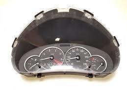 Peugeot Compteur 206 Réparation toute référence