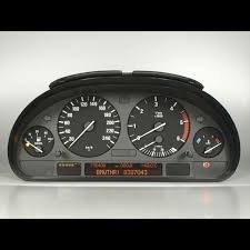 BMW Compteur E38 E39 Remplacement LCD