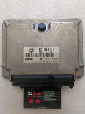 Volkswagen Calculateur moteur 1.9 TDI Bosch 038906018N - 0281001727