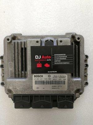 Renault Calculateur moteur Megane Scénic 1.9 DCI EDC16C3 0281011549 8200310863 8200370779