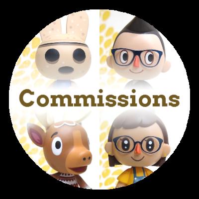Figurine Commission Slot - August 2020