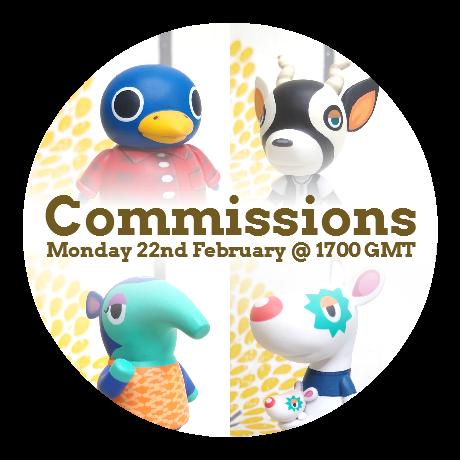 Figurine Commission Slot - February 2021