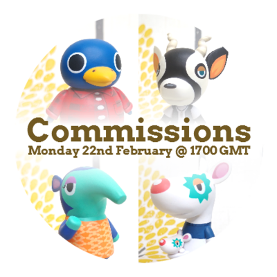 Figurine Commission Slot - February 2021