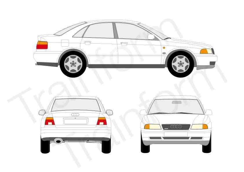 Audi A4 4P 1995