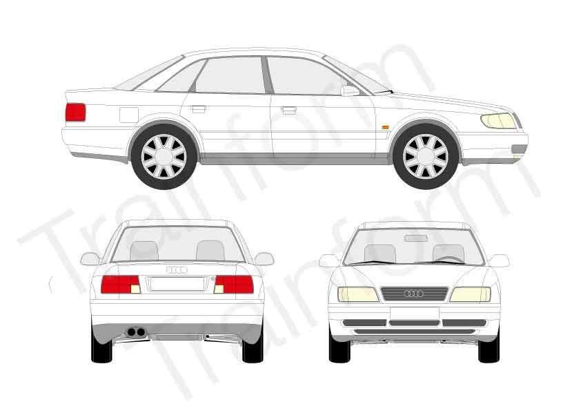 Audi A6 4P 1994
