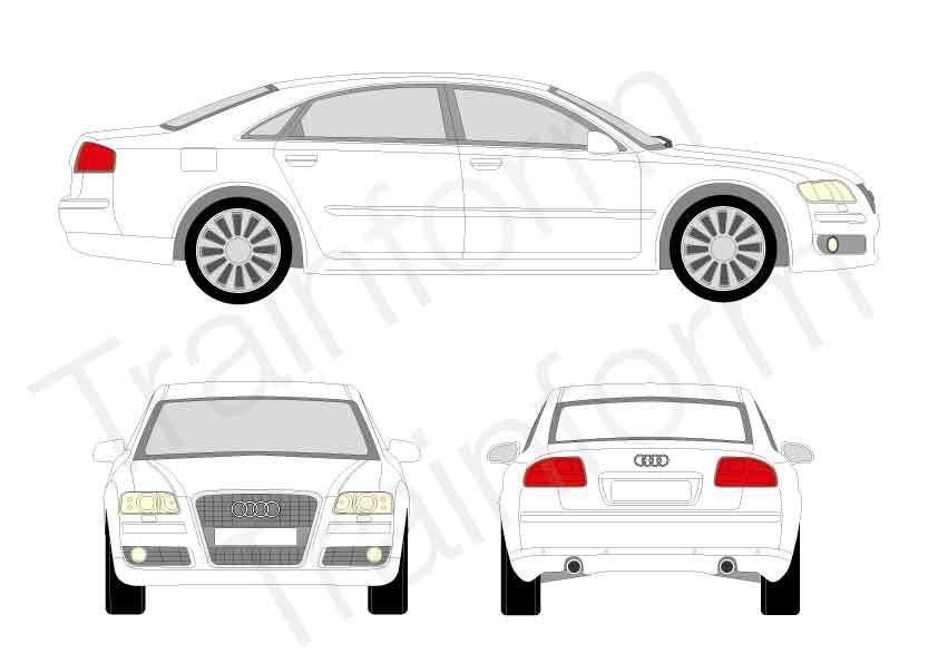 Audi A8 Long 2007