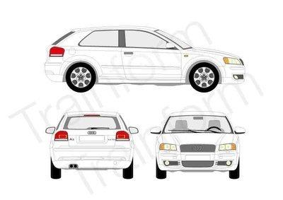Audi A3 3P 2004