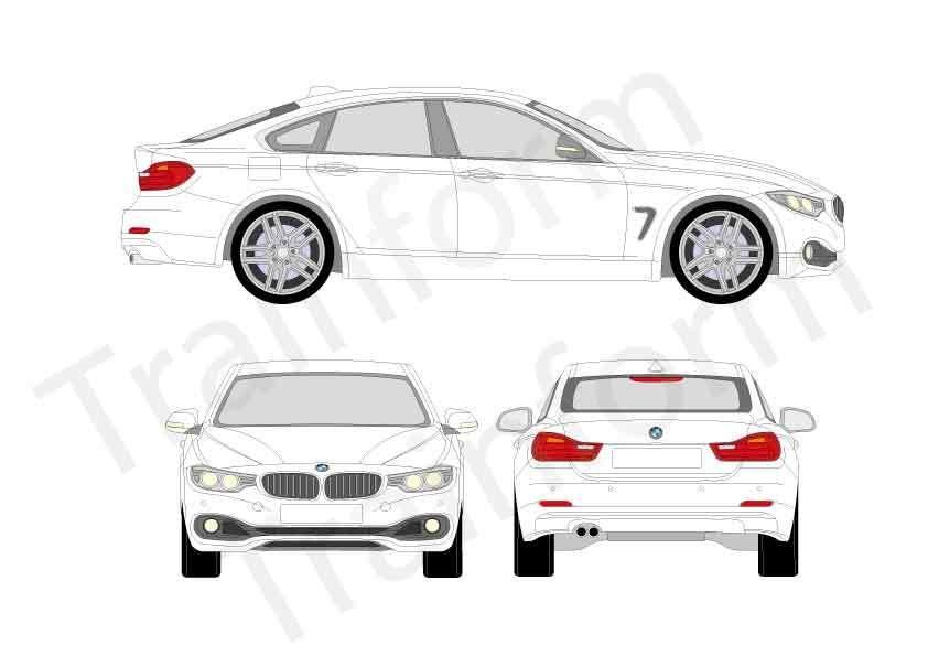 BMW Serie 4 Gran Coupè 2014