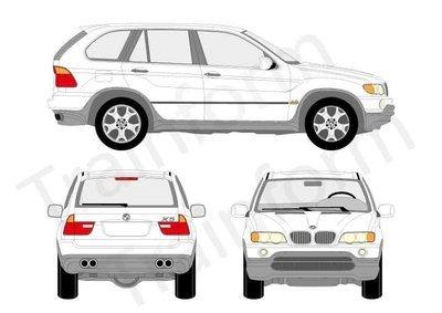BMW Serie X5 2000