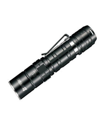 SPERAS E1 Flashlight including rechargeable battery