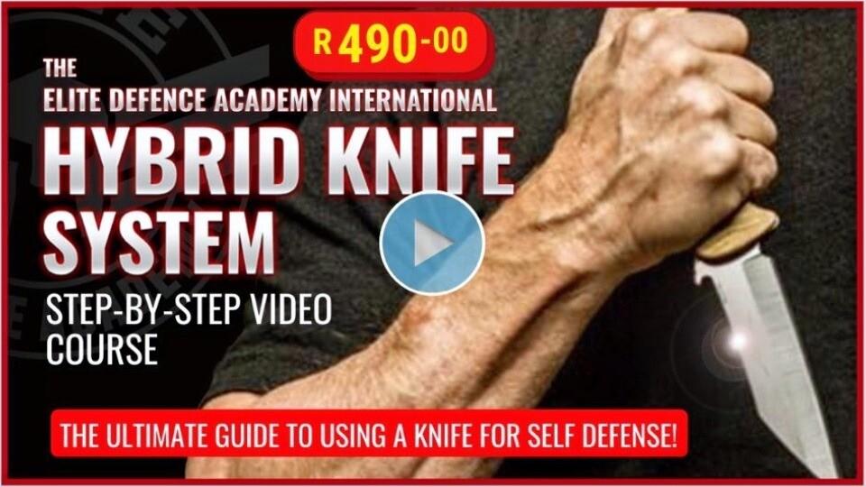 EDA Hybrid Knife System (Video Course)