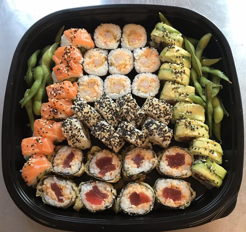 Seven Samurai Platter