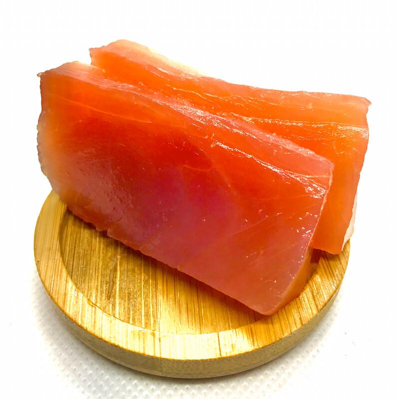 Tuna sashimi (6 pieces)
