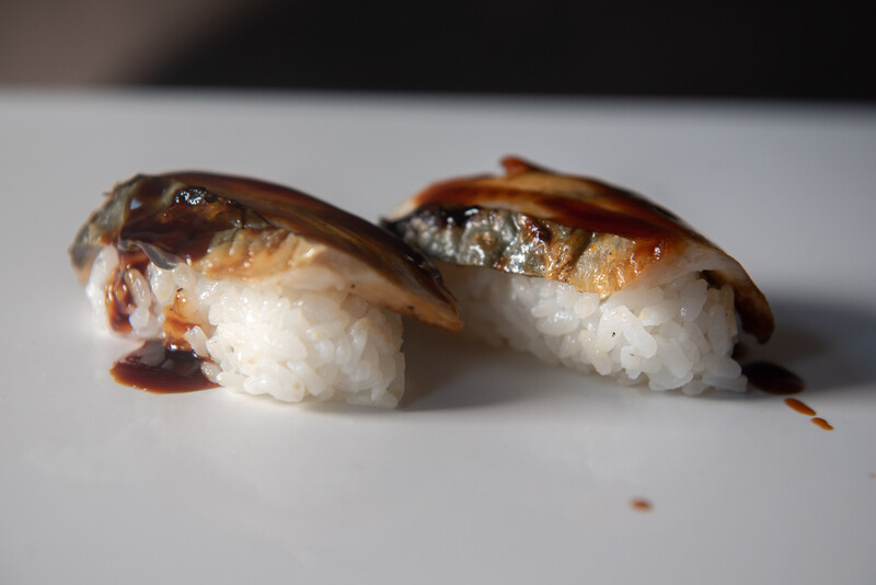 Grilled Eel Nigiri (2 pieces)