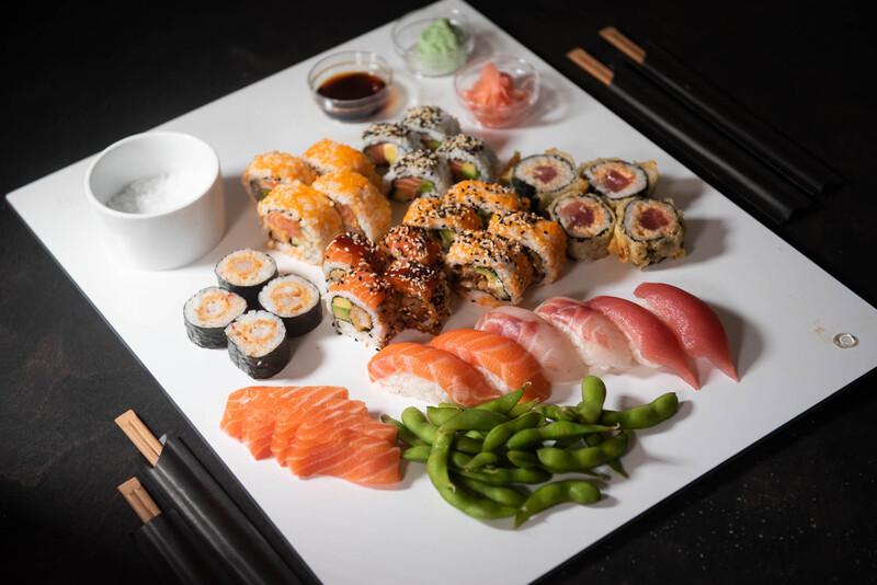 The SushiVan Top 10