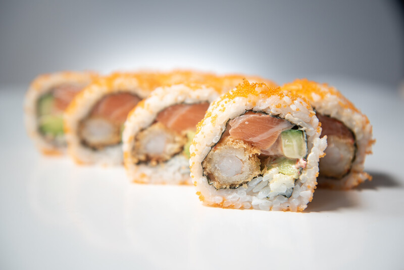 Dynamite roll (8 pieces)