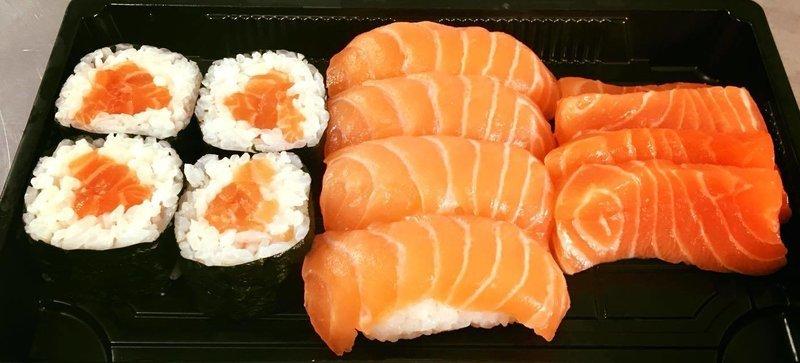 Tokyo salmon box