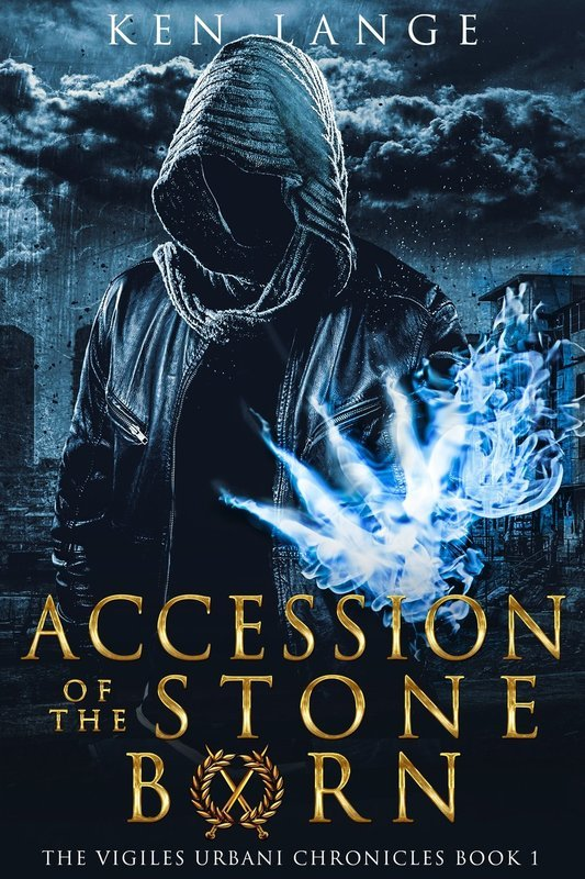 Accession of the Stone Born signed book