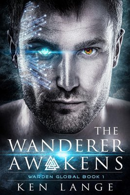 The Wanderer Awakens signed book