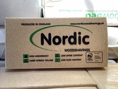 Nordic Woodshavings