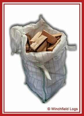 Kiln Dried Barrow Bag of Logs