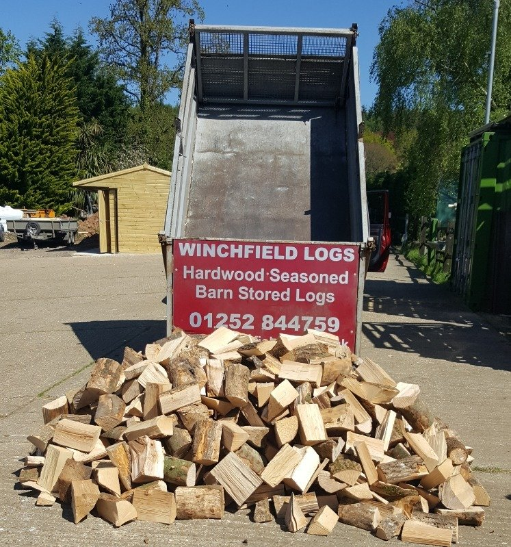 Full Load of Logs