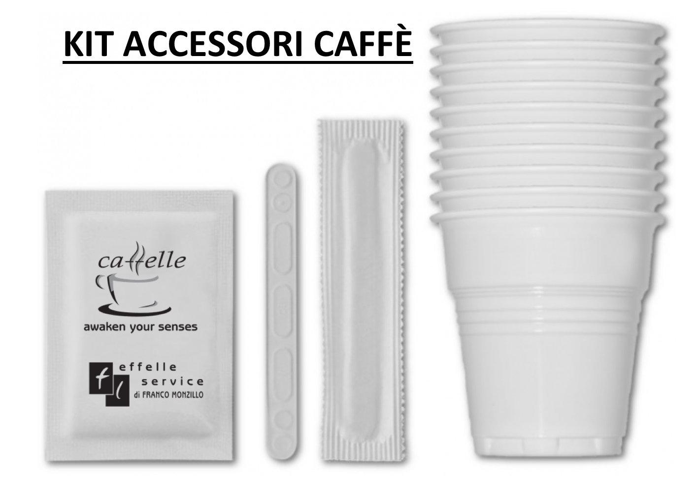 Kit accessori Caffè (100 pezzi)
