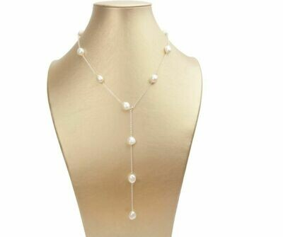 Diana nyaklánc - édesvízi igazgyöngy