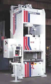 OBM Series Hydraulic Presses