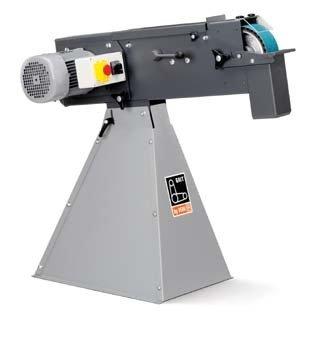 Slugger GX 75 2H 2V Belt Grinding Machine