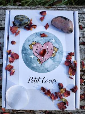 Box Petit Coeur (lithothérapie)