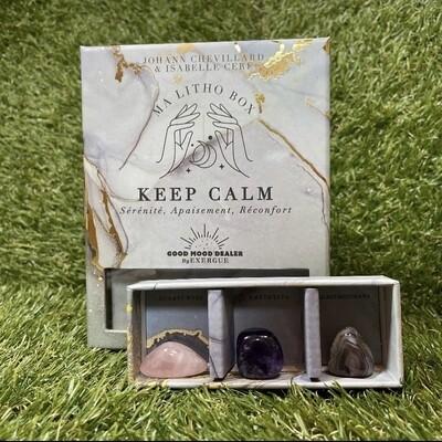 Box KEEP CALM